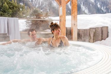 Ski, Relaxation and Well- Being at the Grands Montets